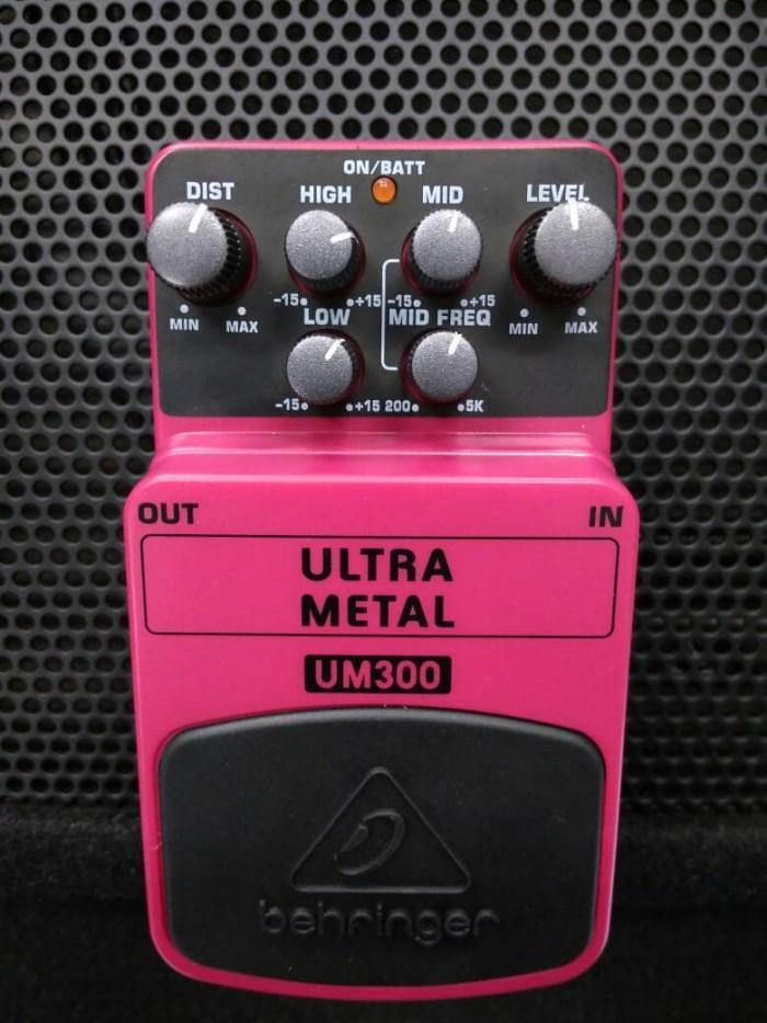 harga Ultra metal 300 / um 300 efek gitar murah Tokopedia.com
