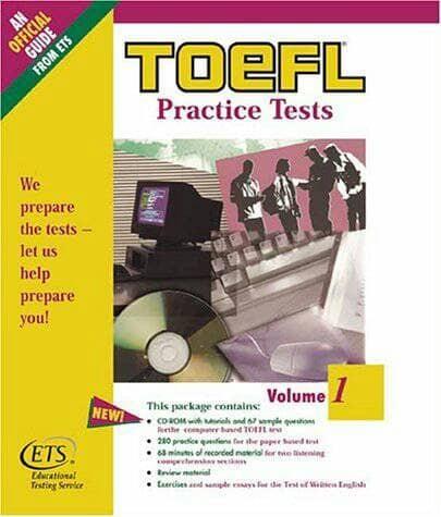 Jual Buku Toefl ITP Practice Test Volume 1 - Kota Depok - Azalia Jaya    Tokopedia