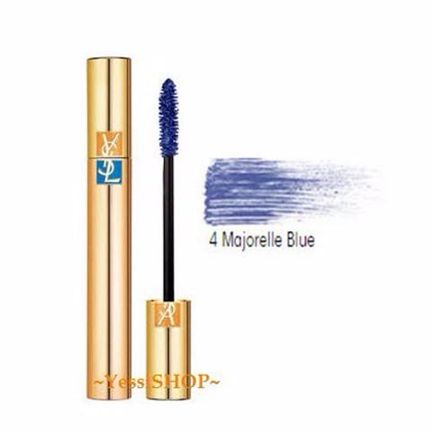 Faux Blue Mascara Volume Effet Majorelle Jual Ysl Waterproof Cils 8nOvmNw0