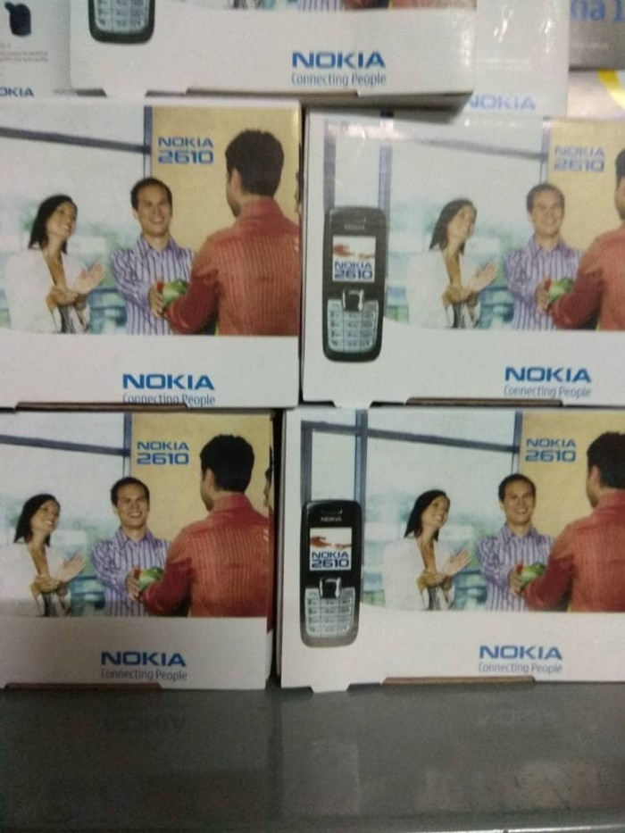 harga Handphone jadul nokia 8250/8520 new refurbish Tokopedia.com