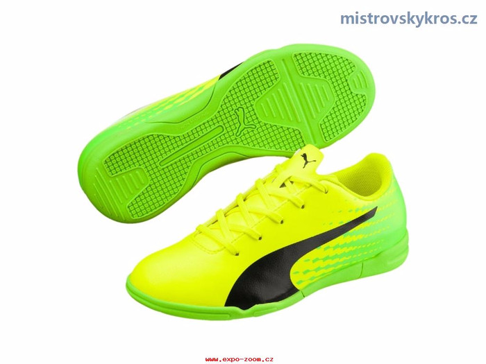 Jual PUMA Kids EvoSPEED 17.5 It Indoor Training Futsal Original ... e91d3e1637