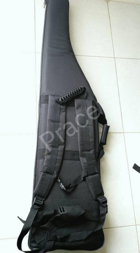 harga Tas senapan hitam tebal (ransel) Tokopedia.com