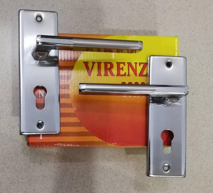 harga Kunci pintu rumah ukuran kecil virenzzo high quality / handle hendel Tokopedia.com