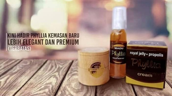 Daftar Harga Phyllia Cream Tanpa Bahan Kimia di Manggarai Timur