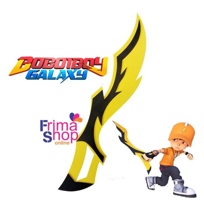 Jual Pedang Petir Boboiboy Galaxy Frimashop Tokopedia