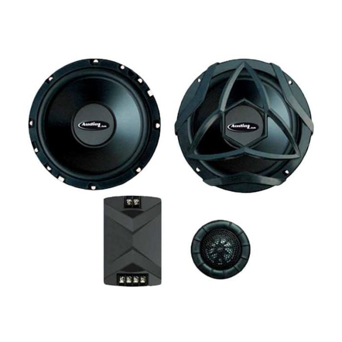 Jual Audiolink Al-6502 C   6.5   2 Way Speaker Component Harga Promo Terbaru
