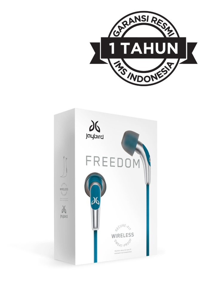 Jaybird freedom ocean in ear sport wireless garansi distributor