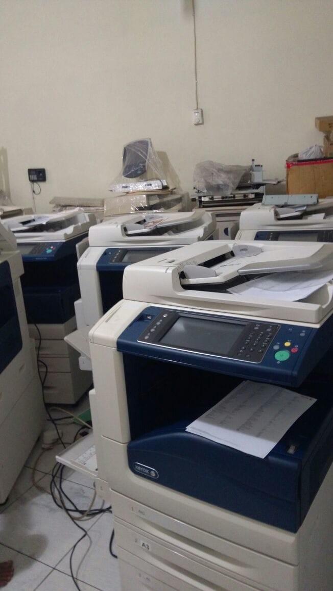 Jual Printer Xerox Color WC 7535 Print A3+ Warna siap cari