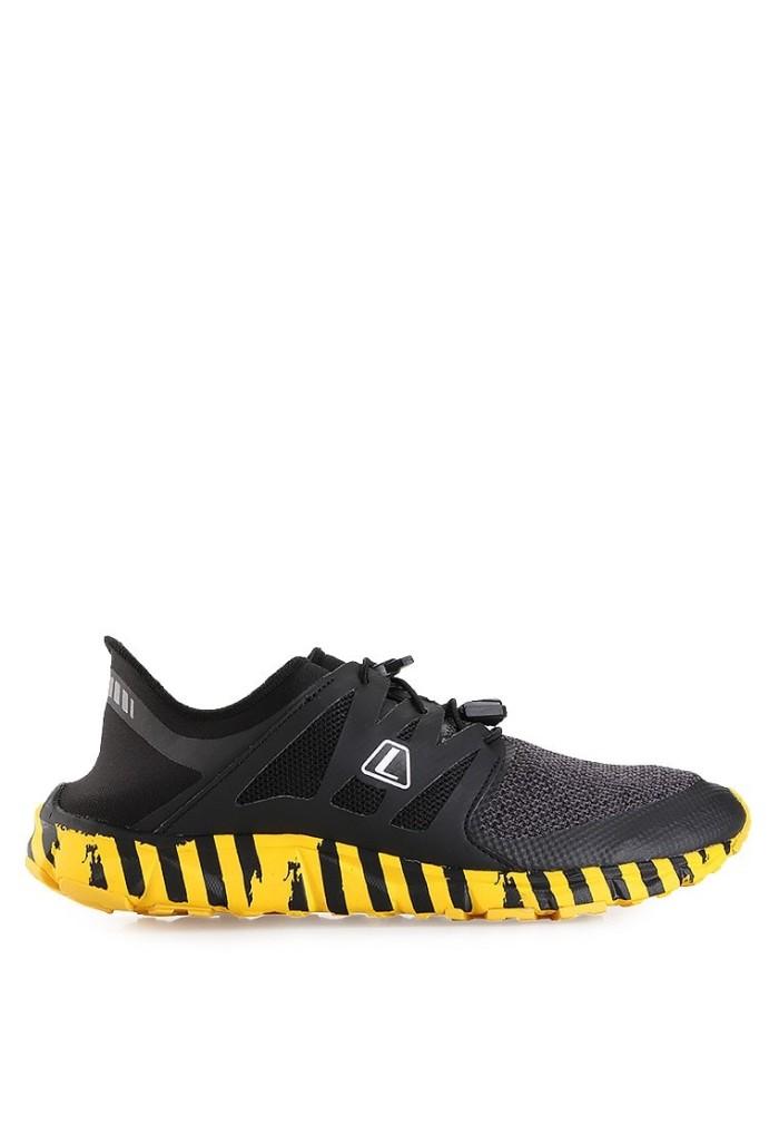harga Sepatu original league kumo racer cros bar - black/lemon Tokopedia.com