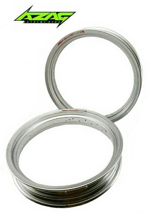 harga Velg v-rossi sprint xd ring 17 hole 36 warna chrome Tokopedia.com