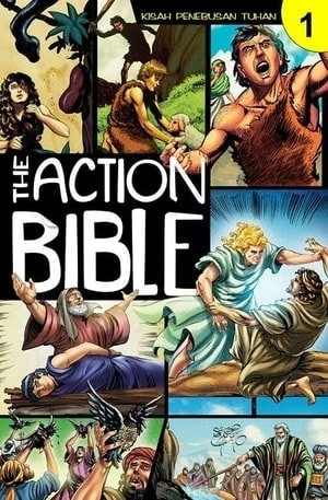 harga The action bible 1 Tokopedia.com