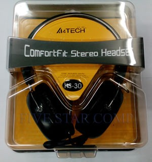 harga Headset headphone earphone gaming a4tech hs 30 hs-30 Tokopedia.com