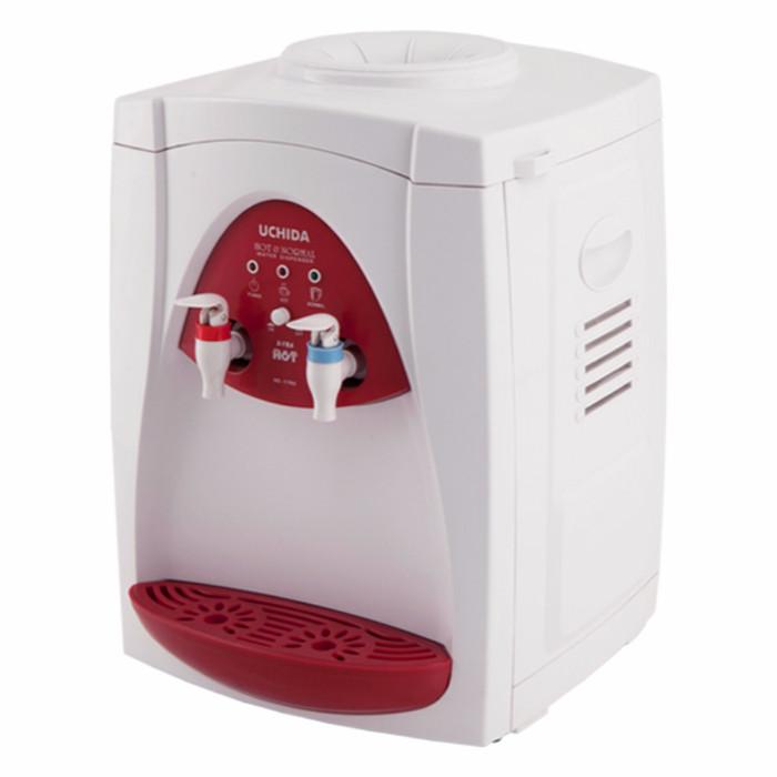 harga Maspion uchida dispenser md-16 pas (putih-merah) Tokopedia.com