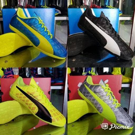 Harga Jual Sepatu Futsal Puma Evo Speed 2017 Di Kota Cilegon ... 31eaa0f40f