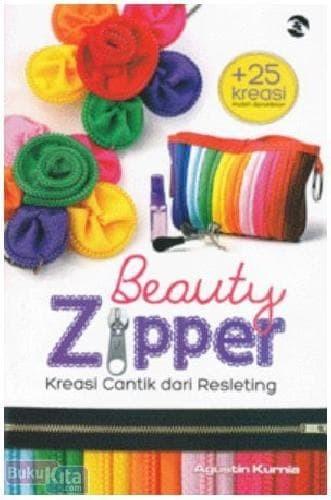 harga Buku beauty zipper: kreasi cantik dari resleting Tokopedia.com