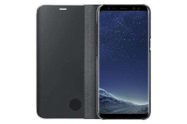 buy popular 6b15d 52d61 Jual Flip Samsung Galaxy Note 5 Note5 CLEAR View Standing Cover Original -  Jakarta Utara - redangus | Tokopedia