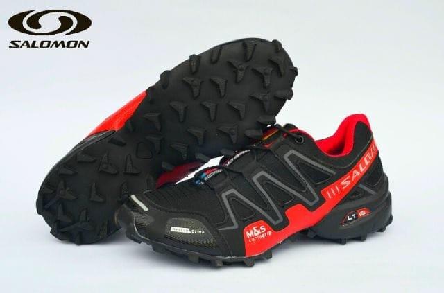 sepatu olahraga pria salomon import d155c27a52