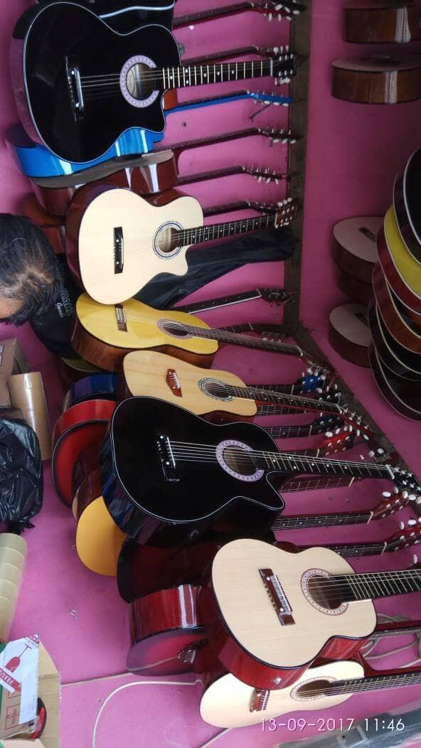 Gitar Akustik Murah Mantap