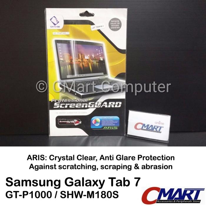 harga Samsung galaxy tab 7 gt-p1000 anti gores screen protector spsgp1000-c Tokopedia.com