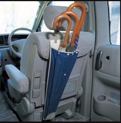 Jual Baru Hpr010 Car Umbrella Organizer Tempat Payung Mobil