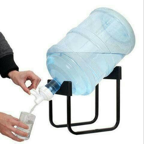 harga Rak galon air minum besi tinggi + kran set dispenser zx451 Tokopedia.com