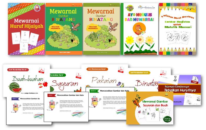 Jual E Book Belajar Membaca Di Dalam Cd Kab Sumedang Tamles