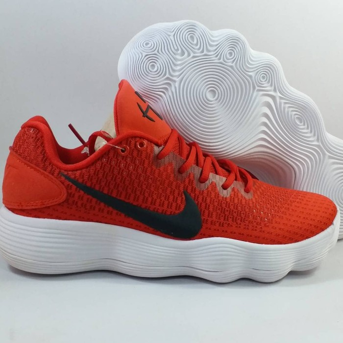 more photos f4d59 1f422 ... reduced sepatu basket nike hyperdunk 2017 hd 17 low red white merah  putih 66b77 d08f6 coupon code for jual ...