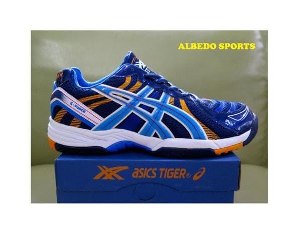 Jual Asics Tiger Sepatu Tennis Tenis Nike Adidas Babolat New Bala ... 3a531a1692