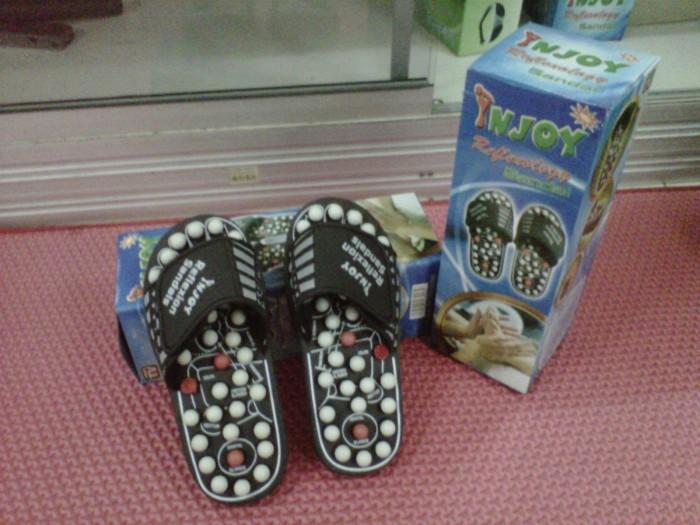 Fitur Sandal Acupunture Refleksi Sandal Terapi Akupuntur Dan Harga Source · Sandal Terapi SANDAL KESEHATAN INJOY