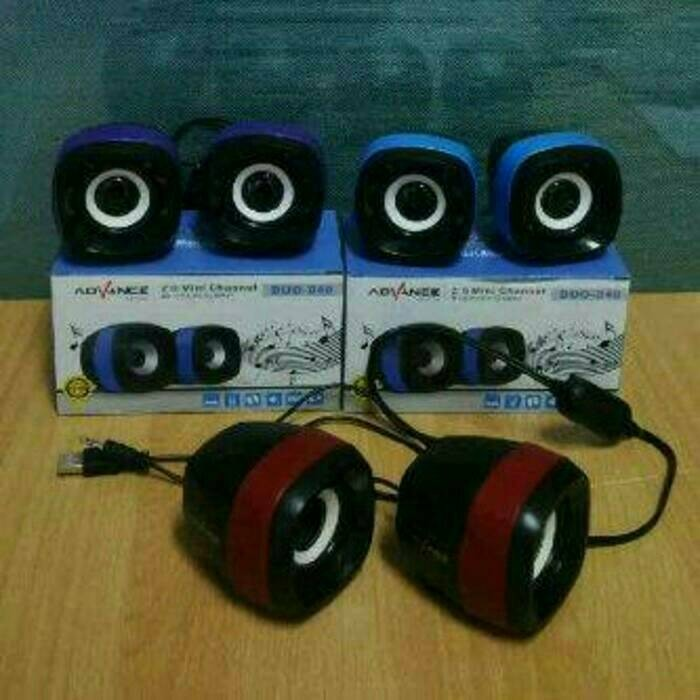 harga Speaker advance duo-40 mini digital Tokopedia.com