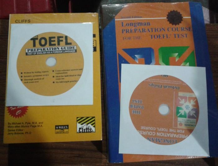 harga Paket Toefl Cliff Dan Toefl Longman Tokopedia.com
