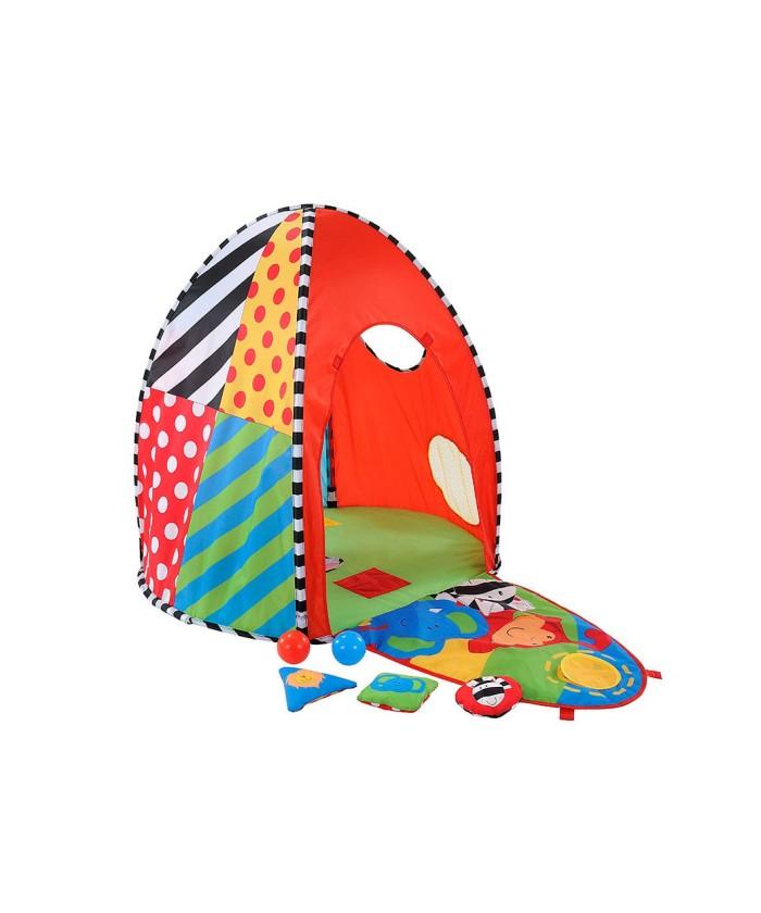 harga Elc sensory dome tenda bermain anak mainan edukasi tenda sensori Tokopedia.com