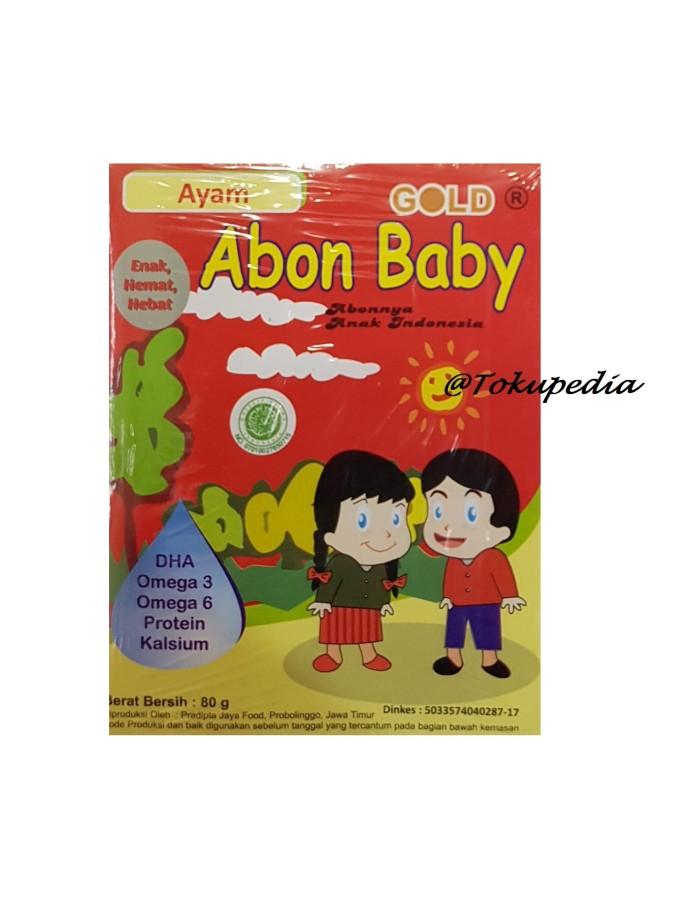 harga Abon my baby gold rasa ayam Tokopedia.com