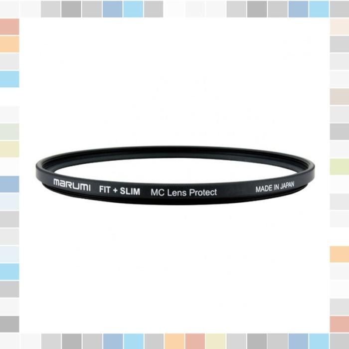 Marumi lens protect fit + slim 43mm pelindung lensa