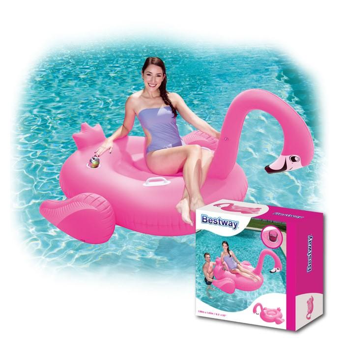 Jual Kolam Renang Bayi Kolam Renang Plastik Karet Super Size Flamingo Dki Jakarta Boran Store Tokopedia