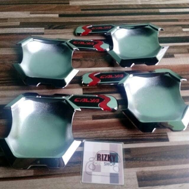 Foto Produk Outer Racing Chrome Toyota Calya dari Oto Rizky Shop