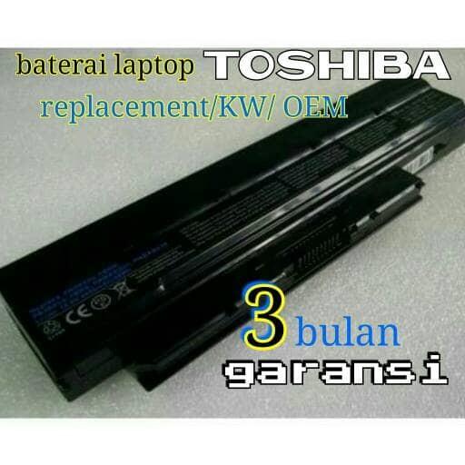 harga Baterai laptop toshiba nb500 nb505 nb515 nb520 nb52 oem Tokopedia.com
