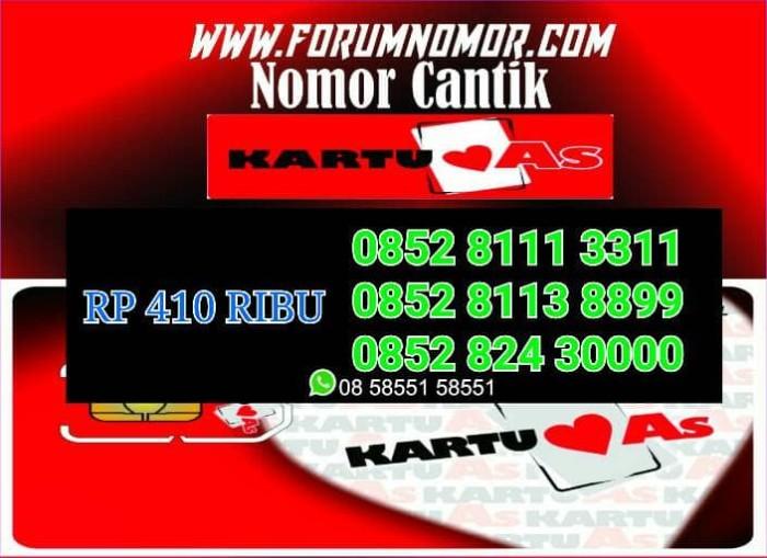 Telkomsel Kartu As Nomor Cantik 0852 98 9988 98 Daftar Harga Source · Kartu Perdana AS