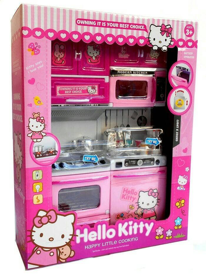 Info Mainan Masak Masakan Hello Kitty Travelbon.com