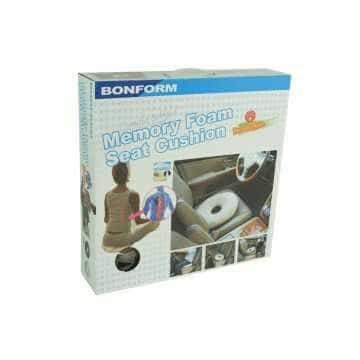 Foto Produk Bonform Bantalan Duduk Mobil Memory Foam dari BESTBRANDSHOP