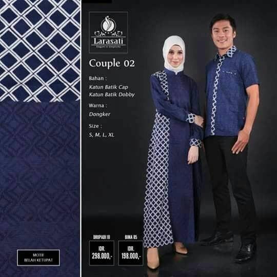 Foto Produk Batik Couple Pekalongan dari lancar_berkah