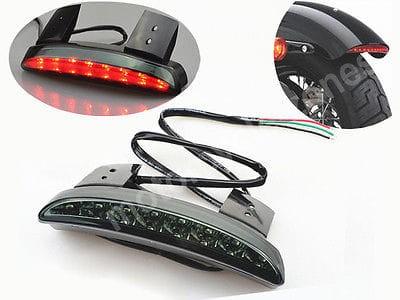 harga Lampu led fender slebor black smoke untuk harley davidson sportster Tokopedia.com