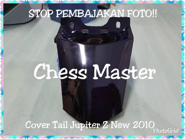 harga Pet stop belakang/cover tail yamaha jupiter z new 2010 (robot) Tokopedia.com