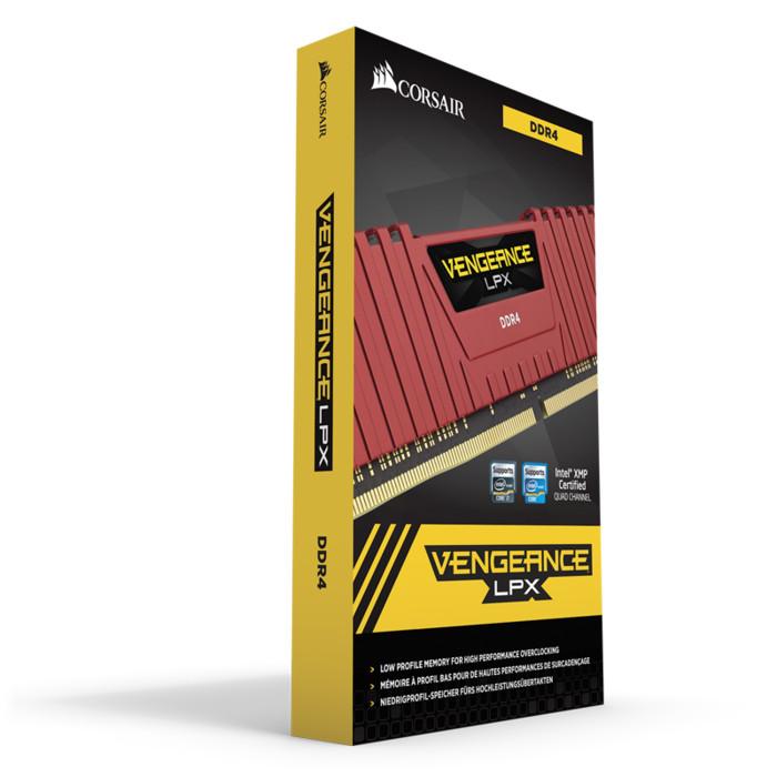 Foto Produk Vengeance LPX 16GB (2 x 8GB) DDR4 3000MHz C15 CMK16GX4M2B3000C15R dari Lightspeed