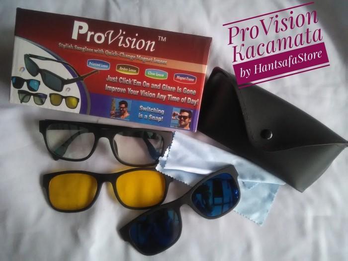 harga New product  kacamata magnet clip on 3 in 1 magic vision Tokopedia.com 61e96b89f6