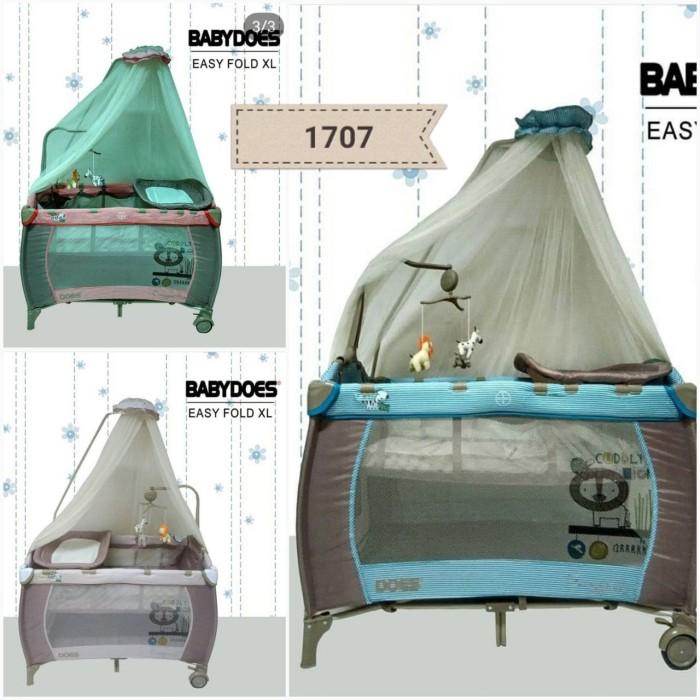 Foto Produk Box bayi Babydoes Bravada ch 1707 dari Baby Smart Cool shop