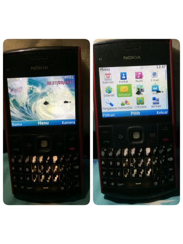 Jual Handphone Nokia X2 Second Hp Nokia Second Kab Bogor