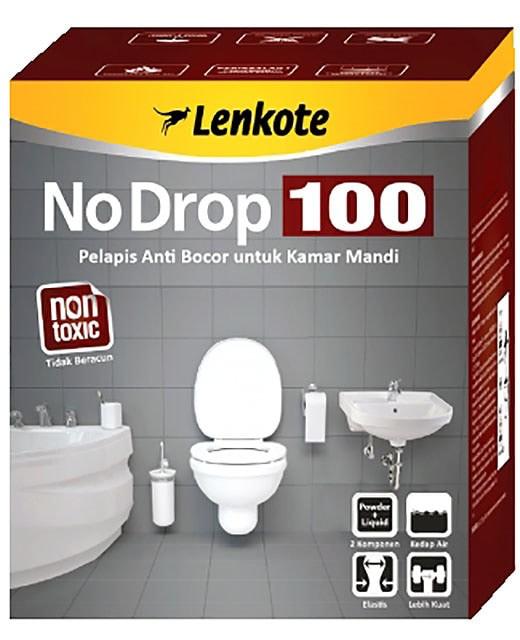 Foto Produk ANTI BOCOR / WATERPROOFING NODROP 100 2.5 KG dari TB. Jaya Abadi Jakarta