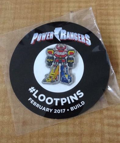 harga Pin enamel power rangers megazord Tokopedia.com