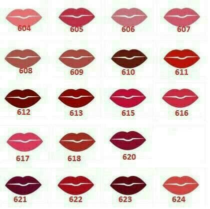 ... 01 Cinnamon Red Harga Rp 47.600 - WARDAH WONDER SHINE GLOSSY SHINE COLOUR. Source · LIPSTIK RED A